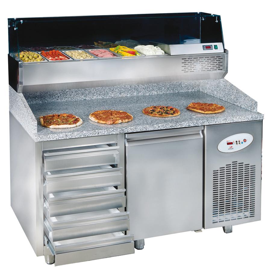 Endüstriyel buzdolapları: genel bakış, açıklama, tipler, özellikler ve yorumlar